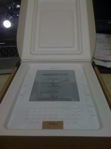 Kindle from USA