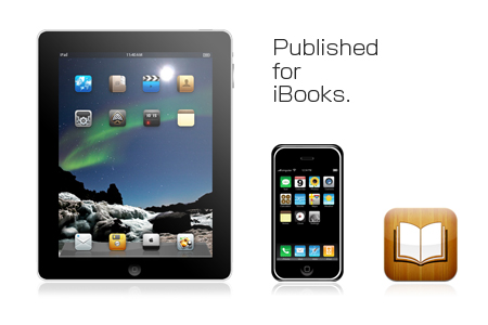 ePub published for iBooks on iOS
