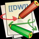 Dokuwikiロゴ
