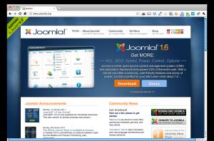 Joomla!公式サイト