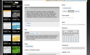 jQuery UIのTheme Rollerでオリジナルテーマが作れます