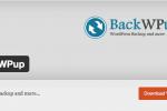 複数ジョブが登録できて便利なbackWPup