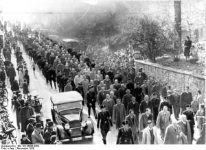 Baden-Baden, Festnahme von Juden