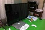 Macbook AirとThunderbolt Displayでクラムシェルモード