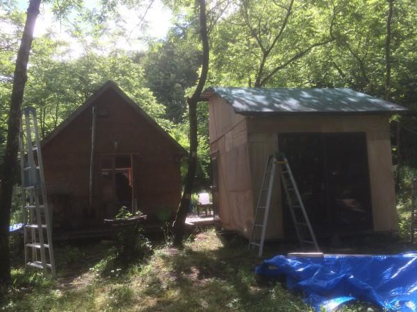 建設中の破滅スタジオ