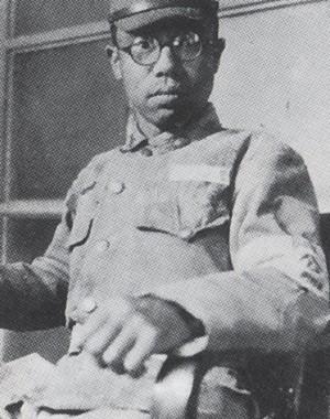 昭和18年の松本清張 Wikipedia